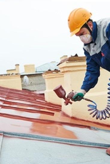 Peinture de toiture Saint-Chaptes