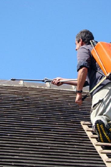 traitement hydrofuge de toiture Bouillargues
