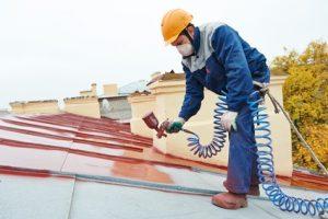 Peinture de toiture Nîmes